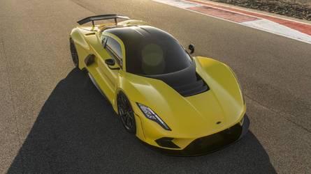 Hennessey Venom F5 - 1600 ch et 485 km/h en vitesse de pointe