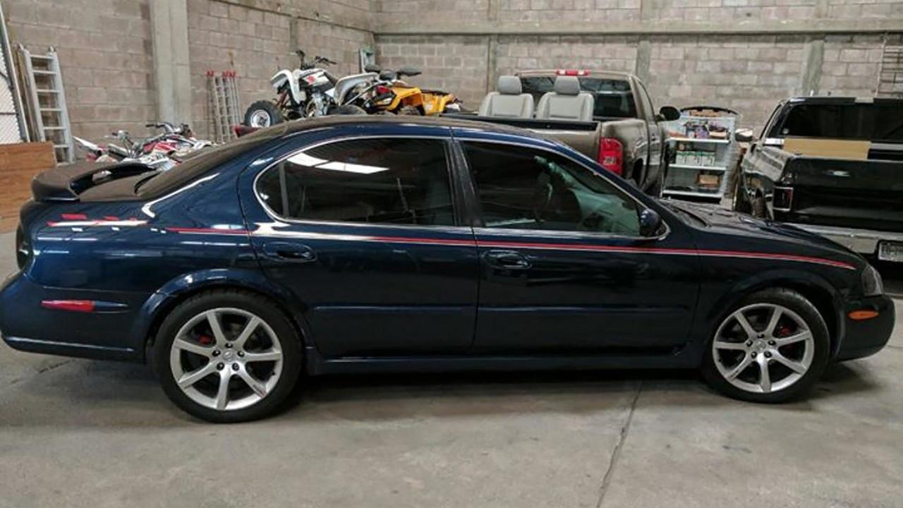 Nissan Maxima 3.5 V6 Turbo