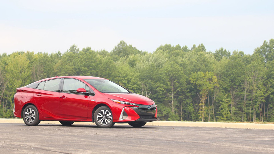 Toyota Increased Hybrids Sales In Europe While PHEVs Remain 0.2%