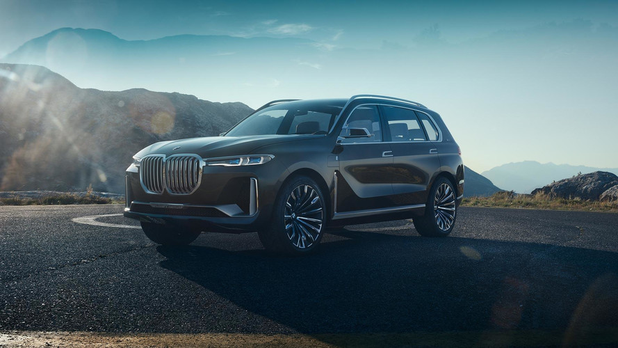 BMW Concept X7 iPerformance Previews Munich's Monster CUV