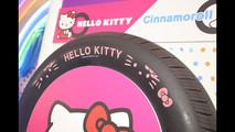 Hello Kitty Tires