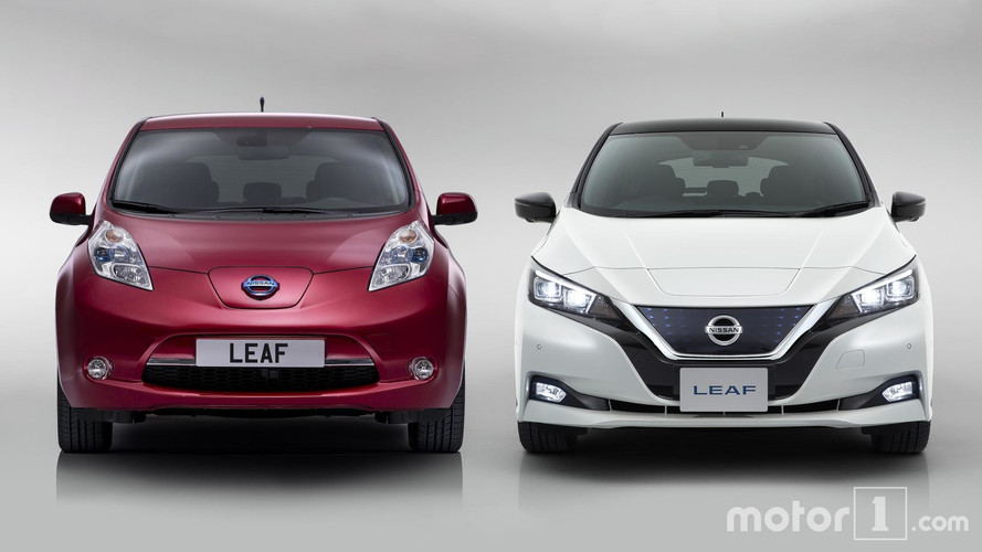 Nissan Delivers Leaf Number 300,000