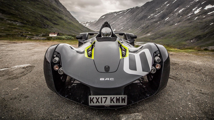 BAC Mono Meets Scandinavia On Epic Road Trip
