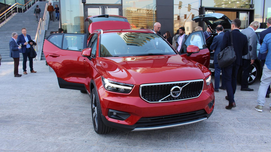 Volvo XC40: Five Cars It Needs To Beat