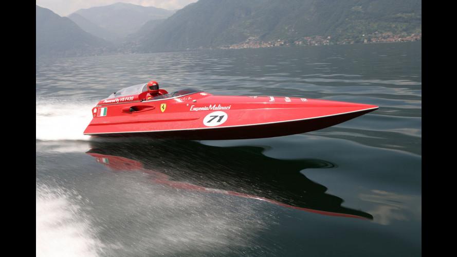 La Ferrari dei laghi…