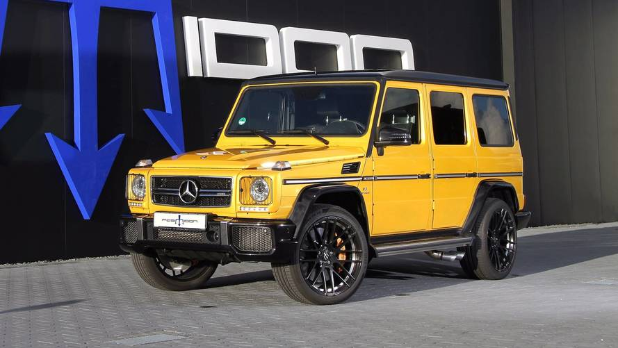 Mercedes-AMG G63 Tuned To 850 HP, Nearly 1,000 LB-FT Torque