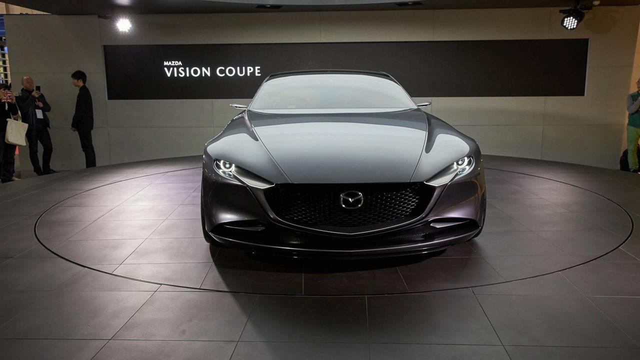 Mazda Promises Inline-Six Engines, New Large Car