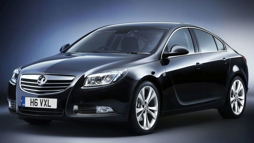 First Images of Opel Insignia Interior Released