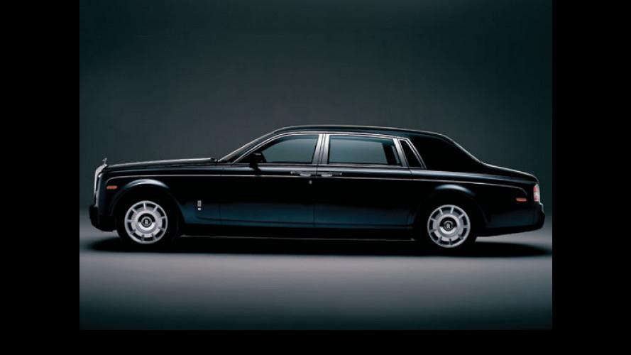 Rolls Royce Phantom lunga