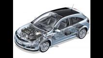 Opel Astra Diesel Hybrid