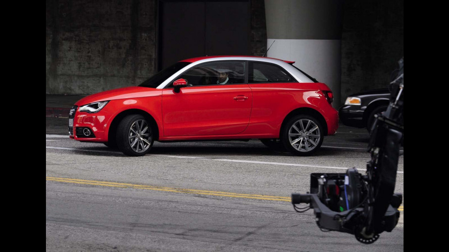 "Justin Timberlake in ""The Next Big Thing"" per Audi A1"