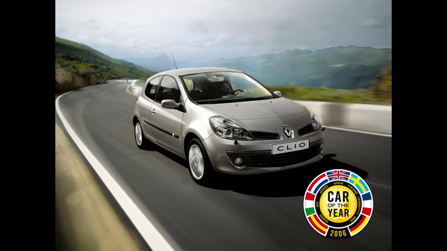 La Renault Clio compie 20 anni