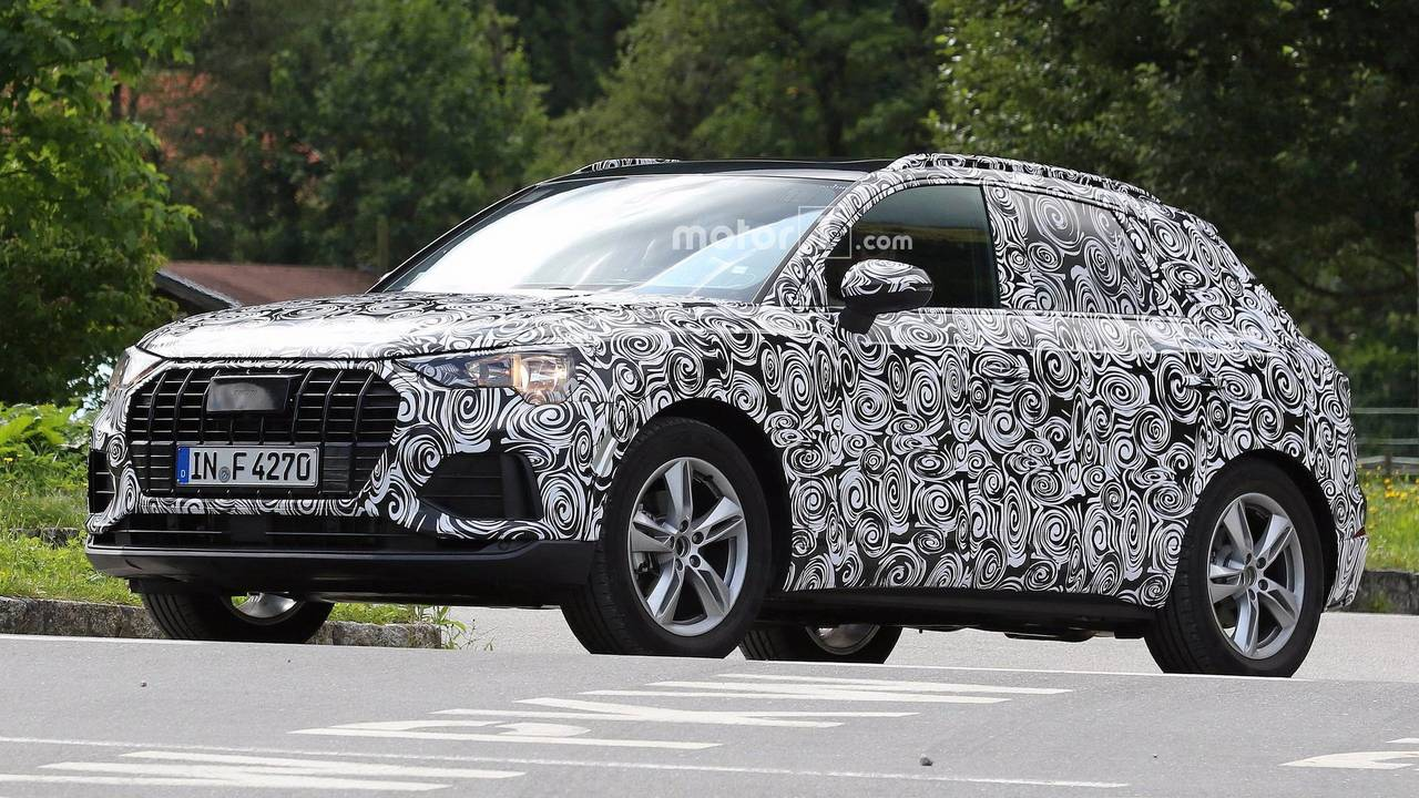 Audi Suv Q7 2018 >> 2019 Audi Q3 | Motor1.com Photos