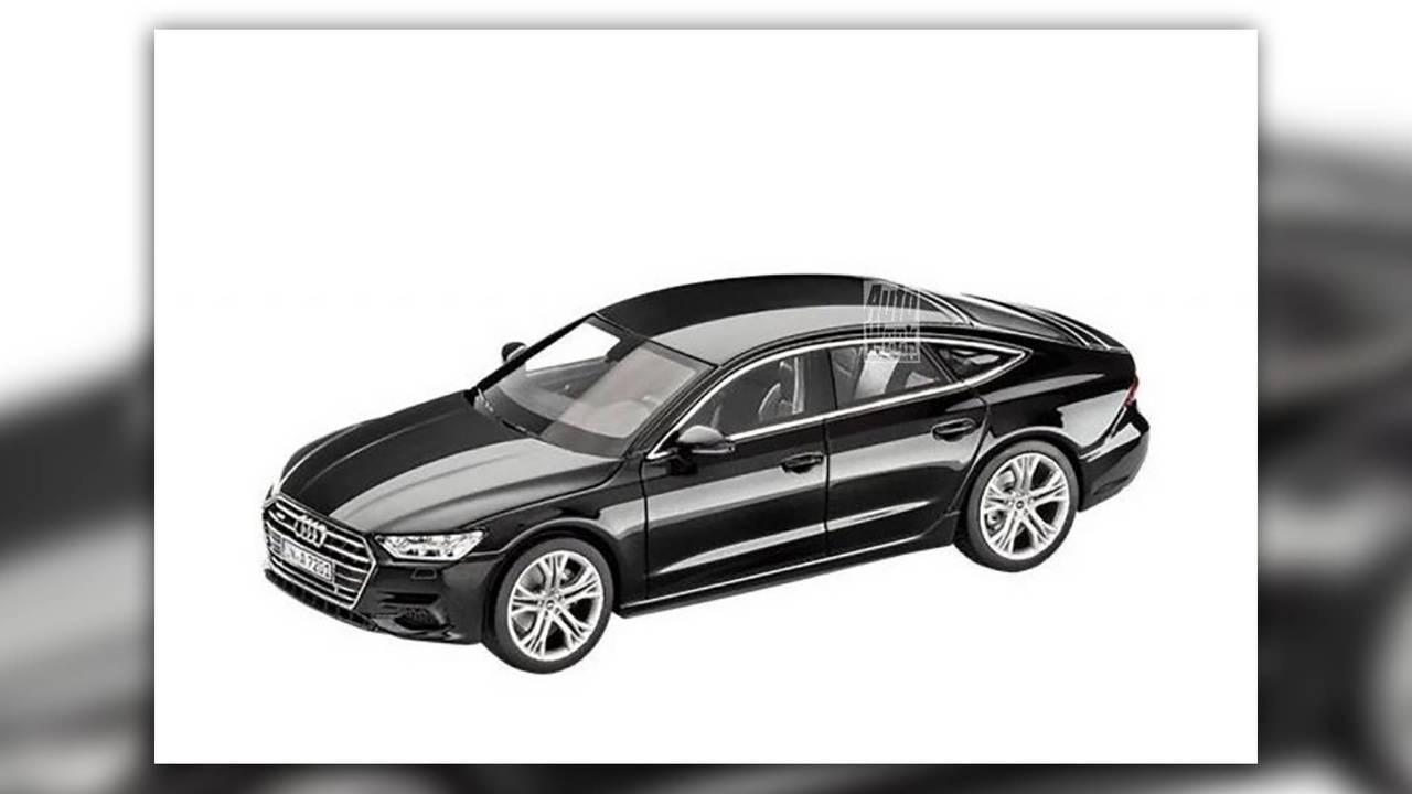 Next-gen Audi A7 Design