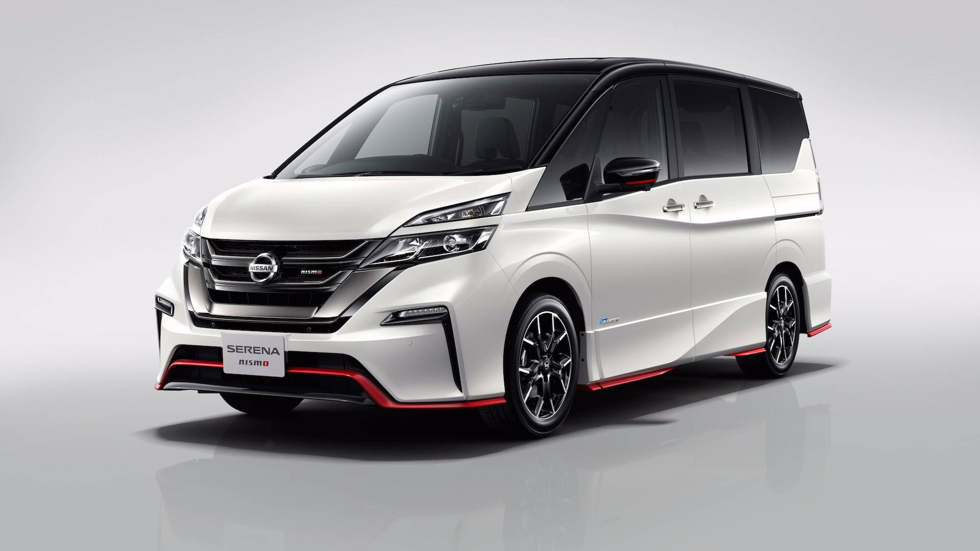 Nissan Serena Minivan Gets A Hot Nismo Sport Package For Tokyo a3926f45d