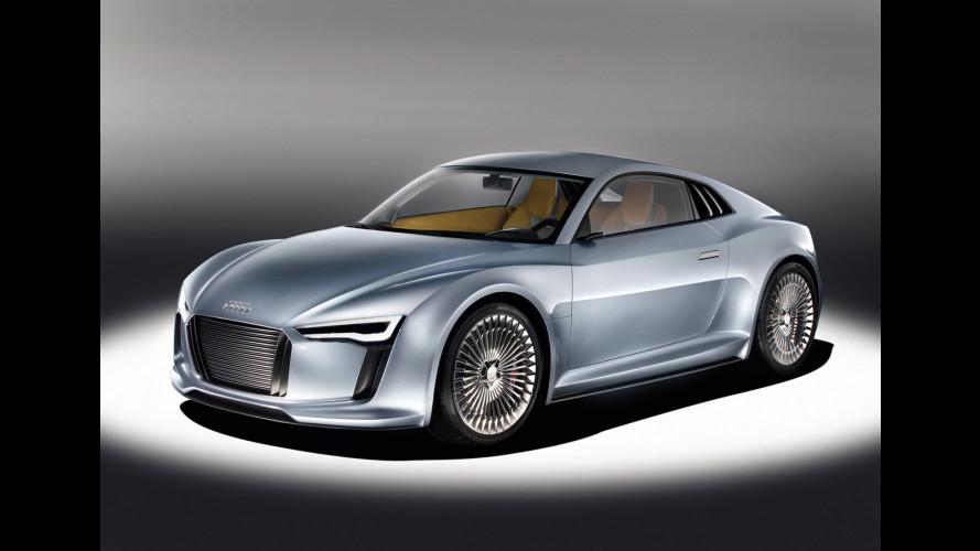 Audi e-tron, atto secondo