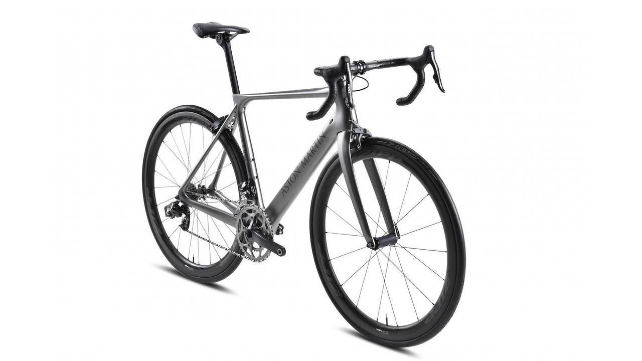 Aston Martin Storck Bicycle