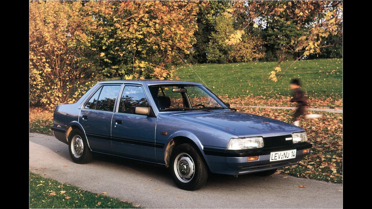 Mazda 626 (1982 bis 1987)