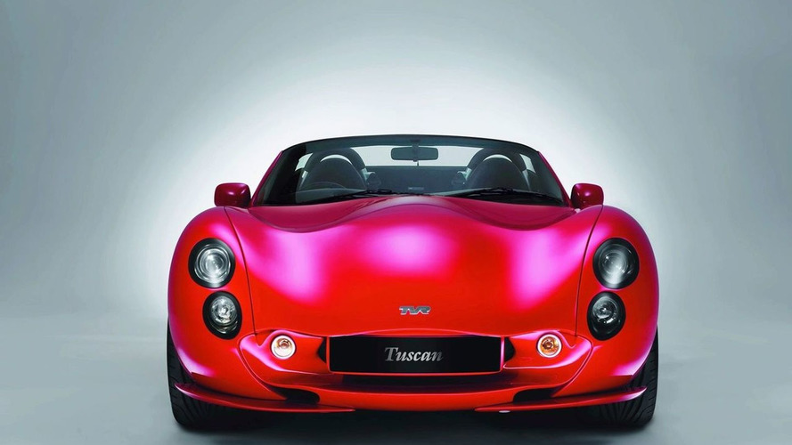 TVR confirms Corvette engine for new roadster, hybrid concept also planned