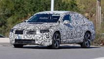 Шпионская фотография VW Jetta GLI 2019 года