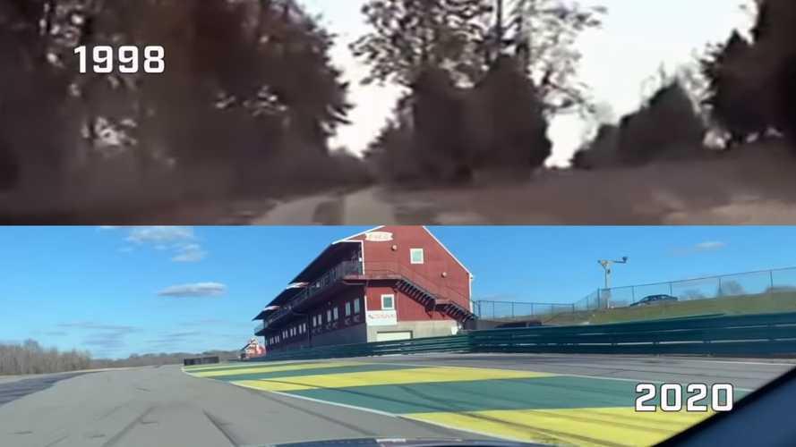 Flashback 22 Years At Virginia International Raceway