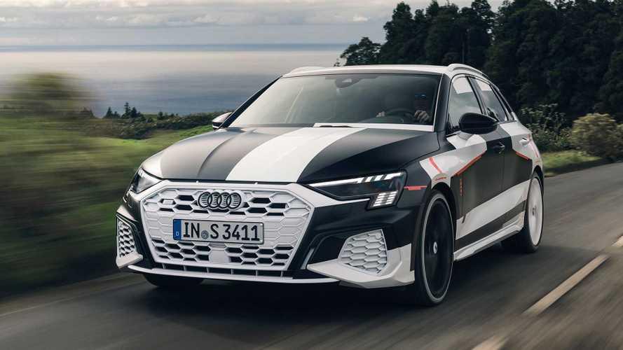 Neuer Audi S3 (2020) im Vorab-Test: So fährt der AMG A 35-Gegner