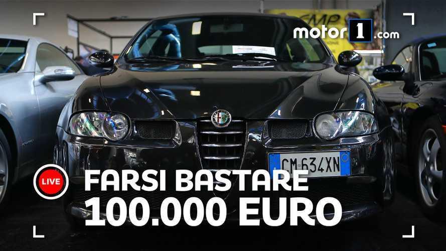 Automotoretrò 2020: come spendere 100.000 euro al Salone