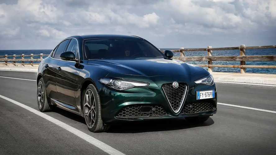 Alfa Romeo Giulia y Stelvio 2020, primera prueba