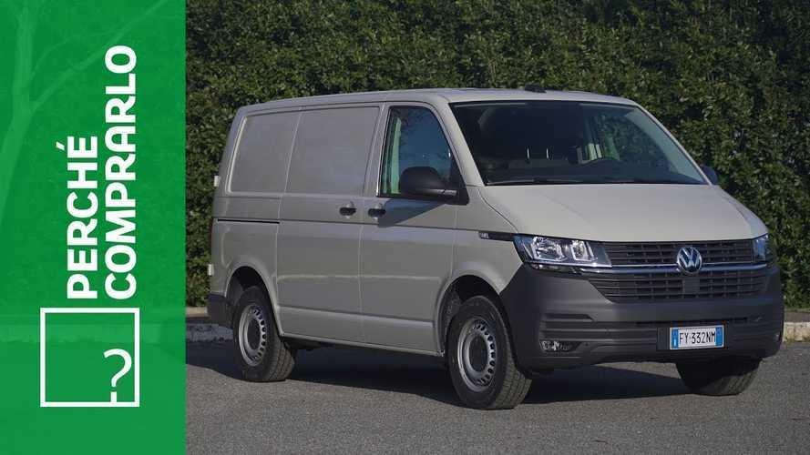 Volkswagen Transporter 6.1, perché comprarlo... e perché no