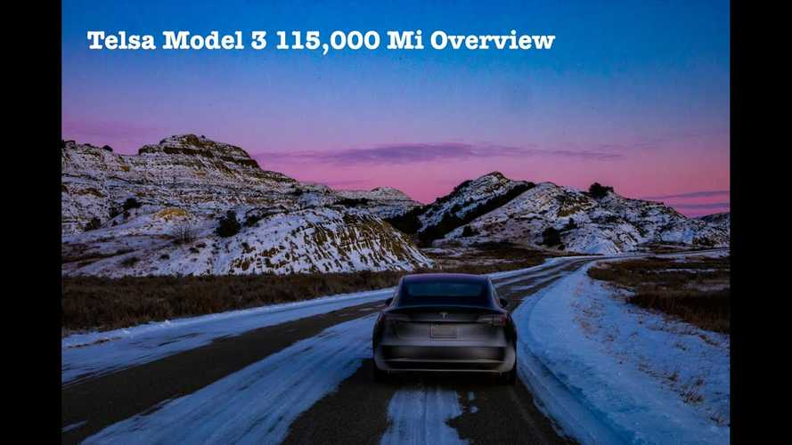 Epic Trip: Tesla Model 3 Driven Over 100,000 Miles Around The U.S.