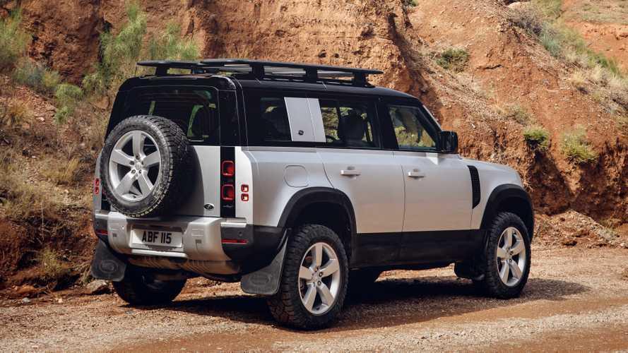 Land Rover SOTA technology