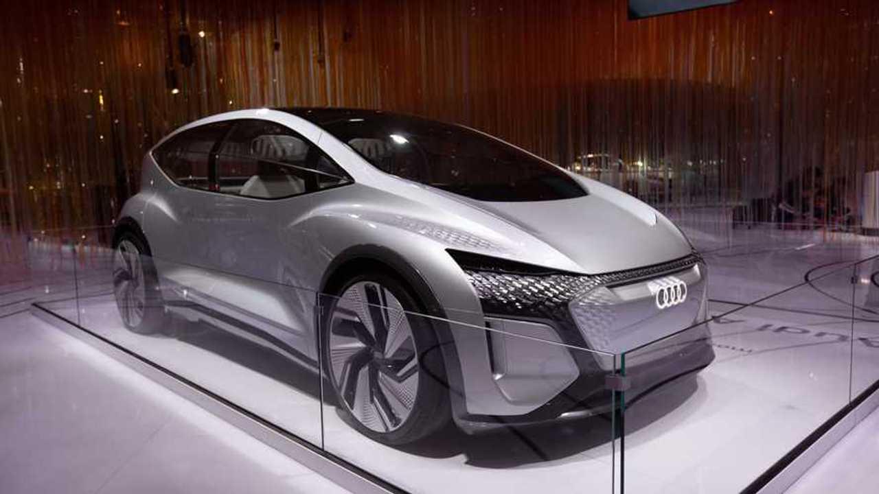 Audi AI:ME-Konzept