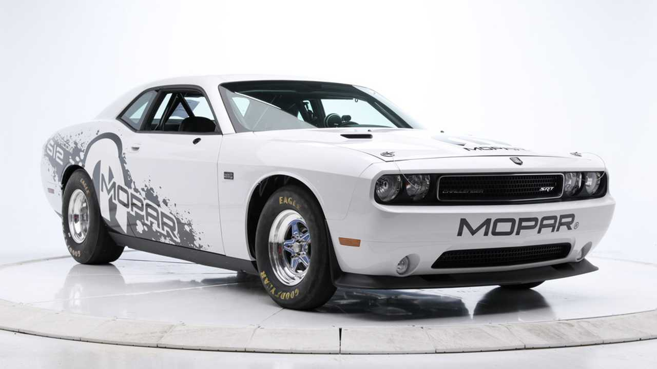 Dodge Challenger Drag Pak Race Car (2010)