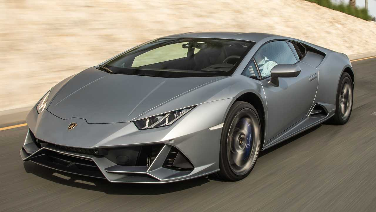 Lamborghini Huracán EVO Coupe