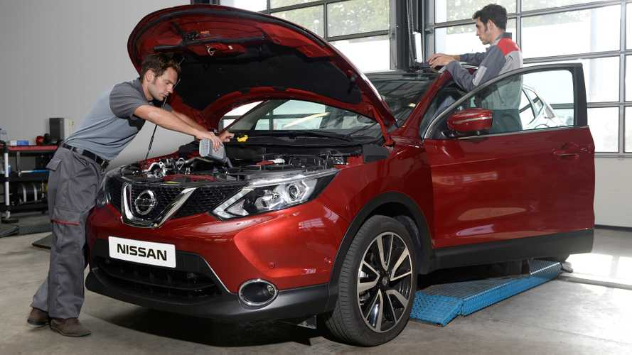 Nissan dealer offers NHS staff cut-price servicing and repairs