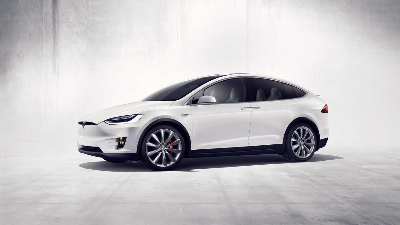 Евгений Петросян – Tesla Model X