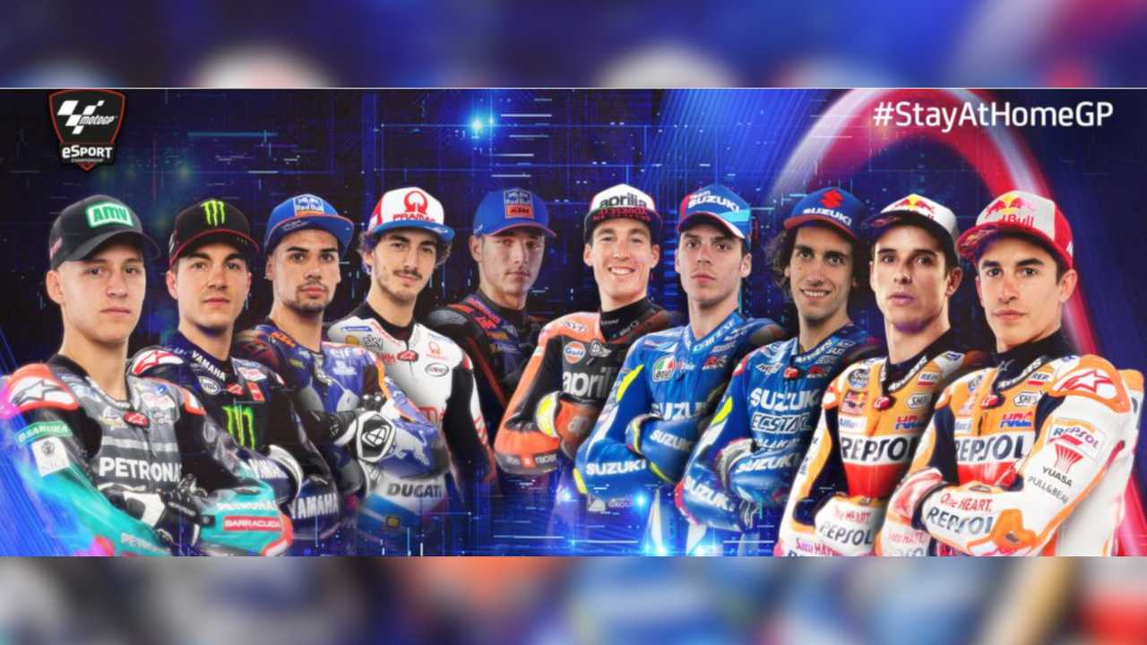 MotoGP #StayAtHomeGP Mugello