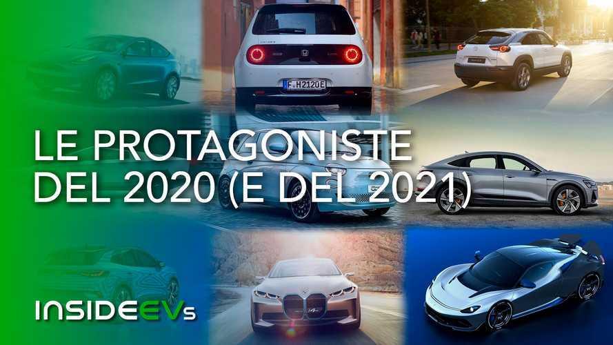 Le auto elettriche protagoniste del 2020 (e del 2021)