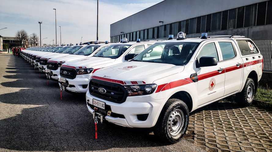 Guidare per la Croce Rossa, così si diventa volontari temporanei