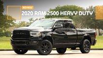 2020 ram 2500 heavy duty truck review