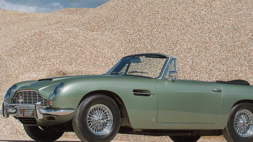 Jools Holland's Aston Martin DB6 sold for £494k!
