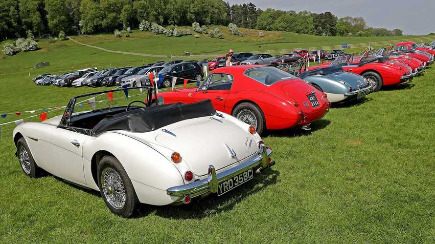 Gallery: Frogeye Sprite's 60th anniversary marked at Shelsley Walsh
