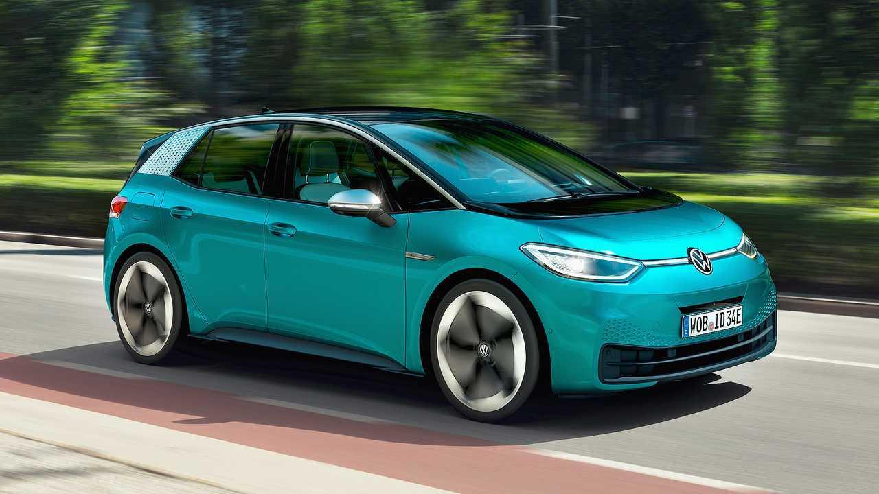 Die Elektro-Zukunft von VW: VW ID.3
