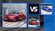 alfa giulia gta vs bmw m3 cs vs jaguar xe project 8