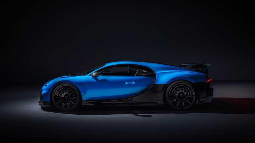 La Bugatti Chiron Pur Sport expliquée en détail par ses créateurs