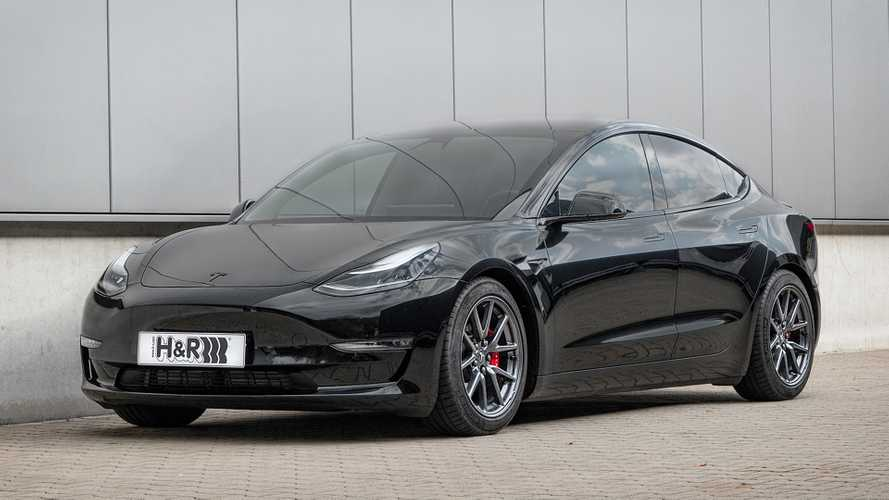 H&R-Sportfedern für Tesla Model 3