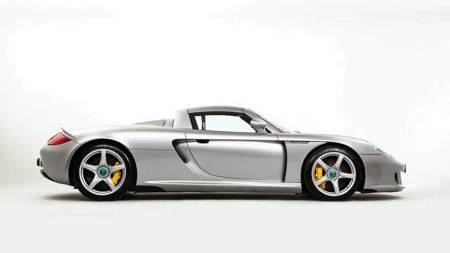 Porsche Carrera GT 2004 con 67,000 millas