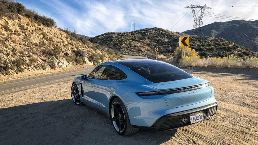 Coronavirus Slowed Down Porsche Taycan U.S. Sales