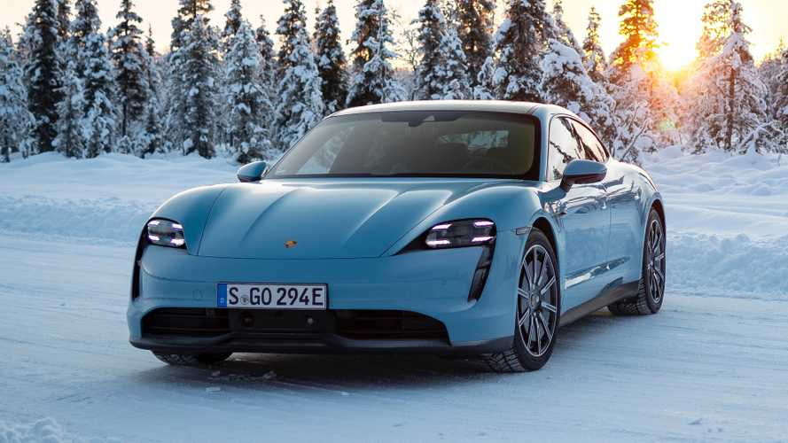 El Porsche Taycan ya supera en ventas a los 911, Panamera y 718
