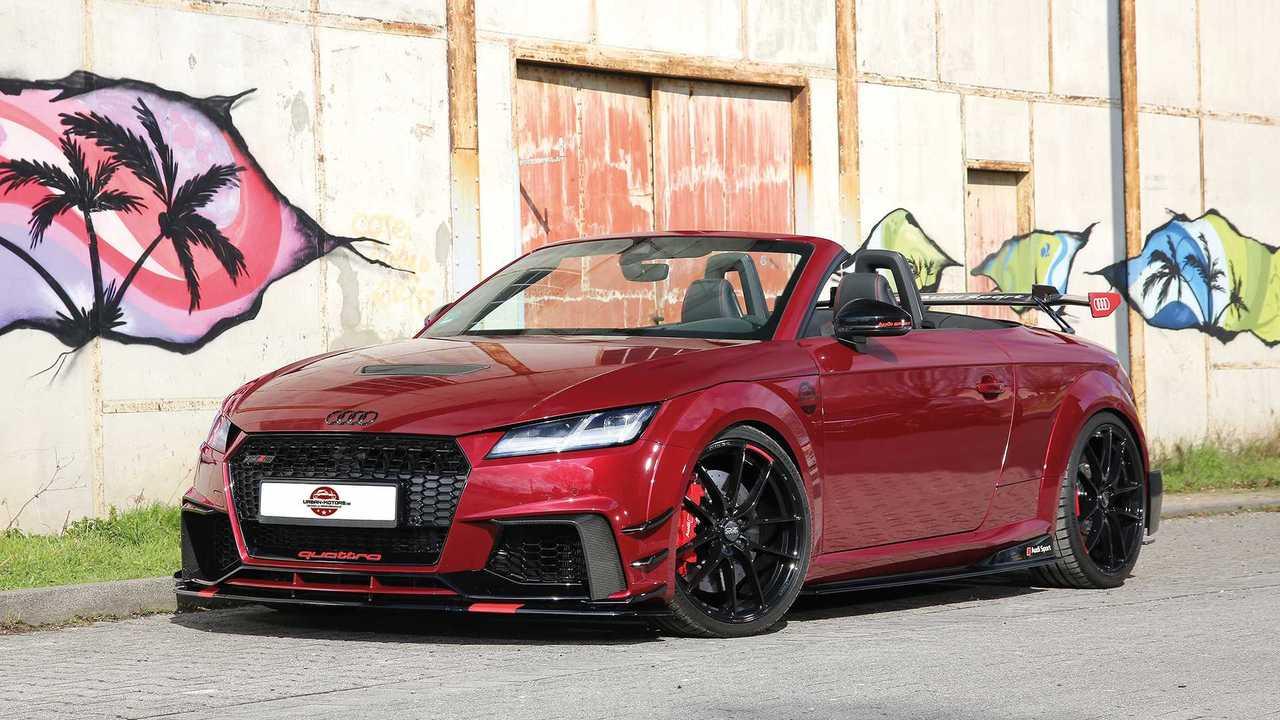 Urban Motors - Audi TT RS